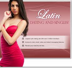 beautiful latin woman