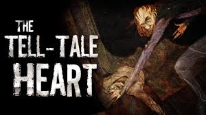 The Tell Tale Heart quot  by Edgar Allan Poe    A Classic Suspense and