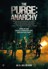 Ver Pelicula The Purge: Anarchy