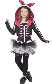 Kids Skeleton Halloween Costume by Skeleton Halloween Costume Kids Skelly Rabbit Costume Girls