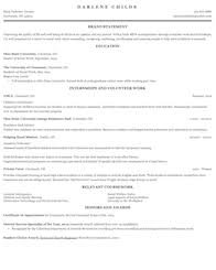 Great General Templates Good Resume Cover Letter Personal Essay Secret  Write Value Learn Experience Repeat Inspires Interview Sample Of Attorney Resume