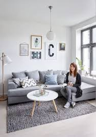 Ideas For Dining Room Table Decor by 14 Surprisingly Chic Ikea Living Rooms Living Rooms Room And Gray