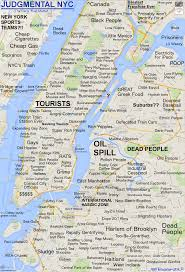 New York County Map by Judgmental Maps New York Ny The Parts That Matter U2026 By Rbd