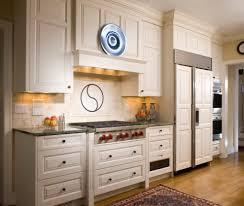 Rug For Kitchen Kitchen Wall Clock Design With Wooden Kitchen Cabinet Also