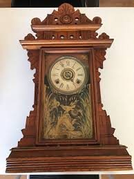 Ansonia Mantel Clock Antique Clocks Antique Price Guide