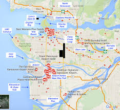 Bc Campus Map Great Runs In Vancouver Bc U2013 Great Runs U2013 Medium