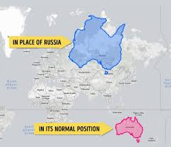 Peters Projection World Map by After You U0027ve Seen These Maps Your Image Of The World Will Never