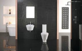 Mosaic Bathroom Tile by Black Bathroom Tile Zamp Co