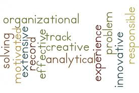 list of adjectives for resume describing yourself on social media here are some buzzwords to