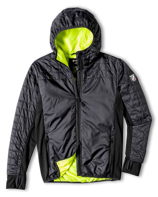 Chamonix Laon Hybrid Insulated Jacket Anthracite Mens