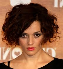 haircuts for really curly hair long curly haircuts with bangs trendy curly hair cuts ideas your