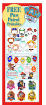 happy halloween banner free printable free printables for paw patrol party free paw patrol photo props