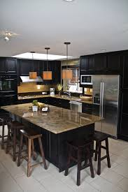 Kitchen Floor Tile Ideas With White Cabinets Fascinating Black Kitchen Flooring Ideas Also Floor Tile Gallery