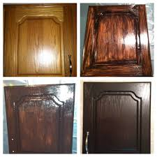 Restaining Kitchen Cabinets Decorating Luxury Cabinets Design With General Finishes Java Gel