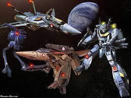 Japanese Cartoons Robotech