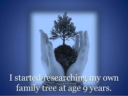 I started researching my own family tree at age   years  SlideShare