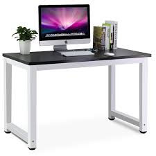 Computer Desk For Car by Amazon Com Tribesigns Modern Simple Style Computer Desk Pc