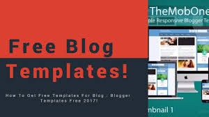 how to download best blogger templates 2017 youtube