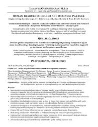 Human Resources Resume Samples by Picturesque Design Hr Business Partner Resume 13 Resume Samples