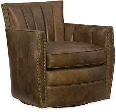Club Swivel Chair Hooker Furniture Living Room Carson Swivel Club Chair Cc492 Sw 085