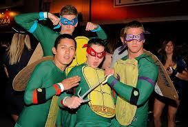 Halloween Ninja Turtle Costume Nostalgia Free Review Teenage Mutant Ninja Turtles