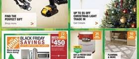 home depot weekly ad black friday home depot weekly ad circular sales flyer