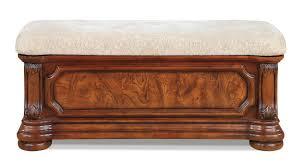 buy cordoba storage bench by flexsteel from www mmfurniture com