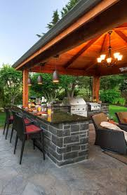 Outdoor Patio With Roof by 25 Best Covered Patios Ideas On Pinterest Outdoor Covered