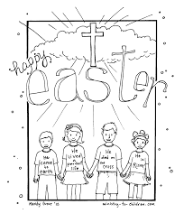 easter jesus coloring pages easter jesus easter
