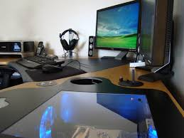 Gaming Desk Accessories by 15 Envious Home Computer Setups Inspirationfeed