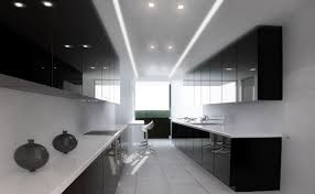 interesting black kitchen cabinets with white wall decor kitchen