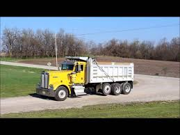 2000 kenworth w900 dump truck for sale sold at auction may 14
