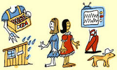 Meninas brasileiras discutem diferenças sociais | BBC Brasil | BBC ...