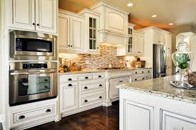 Kitchen Cabinet Top Decor by White Kitchen Cabinets Photos Brown Top Kitchen Isl Black Brick