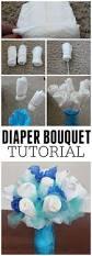 best 25 diaper bouquet ideas on pinterest diaper flower