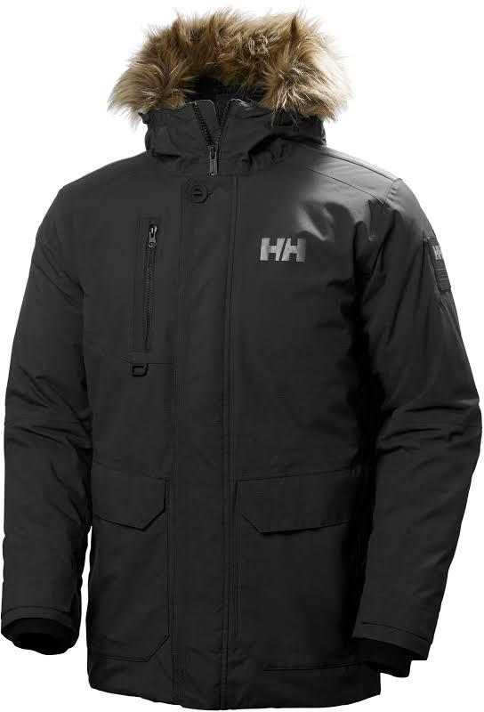 Helly Hansen Svalbard Parka Black Large 53150-990-L