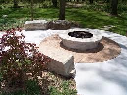 terrific outdoor patio design for lounge space backyard ideas