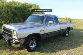 Dodge Ram 93 - 1993 dodge ramcharger information and photos zombiedrive
