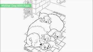 top 20 free printable puppy coloring pages youtube