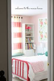 Best  Girls Bedroom Curtains Ideas On Pinterest Girls Room - Girls bedroom wallpaper ideas