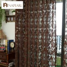 Custom Made Kitchen Curtains by Aliexpress Com Buy Window Curtain Kitchen Door Yarn Curtains