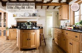 Traditional Kitchen Designs Furniture Traditional Kitchen Design With Tropical Ceiling Fan