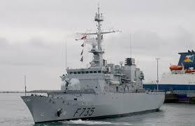 French frigate Germinal