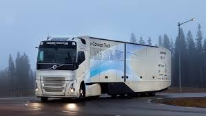 volvo truck models volvo truck tests a hybrid vehicle for long haul