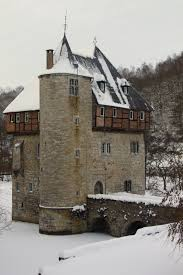 Small Castle by Carondelet Belgium This Small Medieval Castle It U0027s Basically
