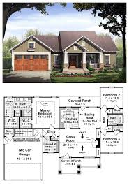 Ranch Style House Plans With Basement by Best 25 Craftsman Ranch Ideas On Pinterest Ranch Floor Plans