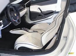 Ferrari 458 Italia Interior - crema nero interior 2011 ferrari 458 italia photo 63253132