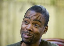 Chris Rock is a slave to his