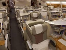 emirates airbus a380 business class review brisbane to dubai