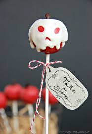 cake pops halloween recipe poisoned apple cake pops the kitchen mccabe